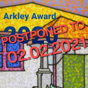 logo Arkley Award 2020 postponed